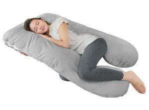 la mejor almohada de embarazo recomendada