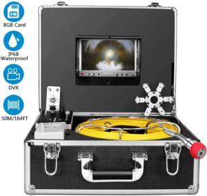 cámara de inspección de tuberías anysun
