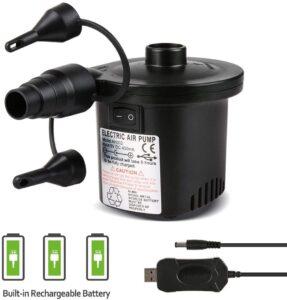 deeplee inflador eléctrico
