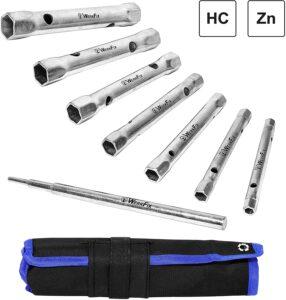 llaves de tubo werkfix