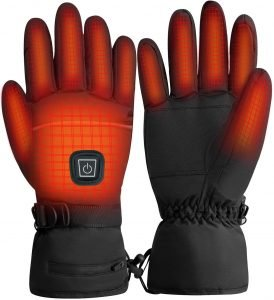 guantes calefactables rishaw