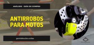 mejores antirrobos para motos